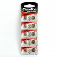 Элемент питания CAMELION AG10