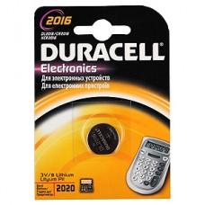 Элемент питания DURACELL CR2016