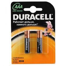Элемент питания DURACELL LR03 AAA BL2