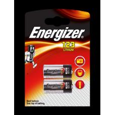 ЛИТИЕВЫЕ БАТАРЕЙКИ ENERGIZER 123