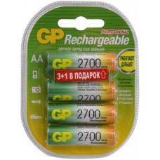 Аккумулятор GP 270AAHC3/1-2CR4