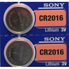 Элемент питания Sony CR2016