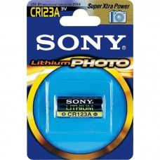 Элемент питания Sony CR123A