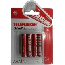 Элемент питания telefunken AAA