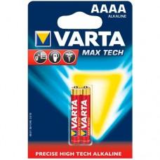Элемент питания Varta Max Tech AAAA