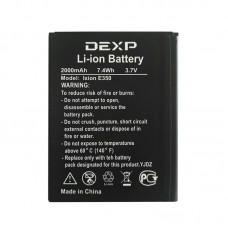 Аккумулятор DEXP Ixion E350
