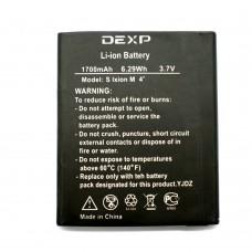 Аккумулятор DEXP Ixion M4
