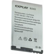 Аккумулятор Explay B240