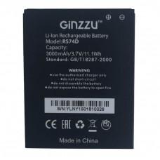 Аккумулятор GINZZU RS74D