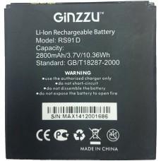 Аккумулятор GINZZU RS91D