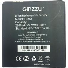 Аккумулятор GINZZU RS9D