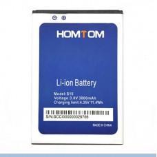 Аккумулятор Homtom S16