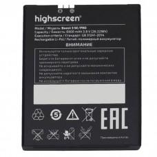 Аккумулятор Highscreen Boost 3 6900mAh