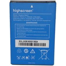 Аккумулятор Highscreen Easy F