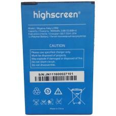 Аккумулятор Highscreen Easy L