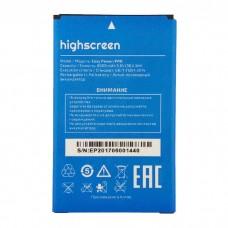 Аккумулятор Highscreen Easy Power