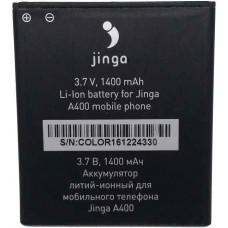 Аккумулятор Jinga A400