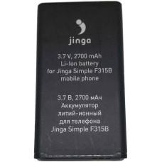 Аккумулятор Jinga Simple F315B
