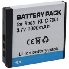 Аккумулятор New View для Kodak KLIC-7001