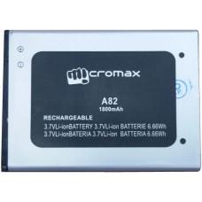 Аккумулятор Micromax A82