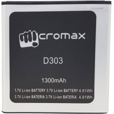 Аккумулятор Micromax D303