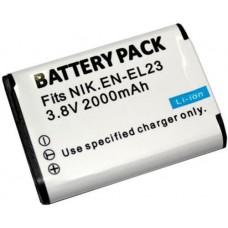 Аккумулятор Digital для Nikon EN-EL23
