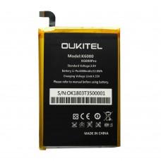 Аккумулятор OUKITEL K6000