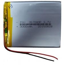 Аккумулятор под пайку 357080P
