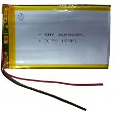 Аккумулятор под пайку 365590P