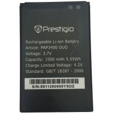 Аккумулятор Prestigio PAP3400 DUO