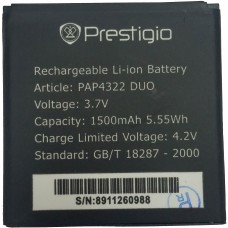 Аккумулятор Prestigio PAP4322 DUO