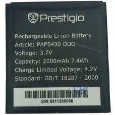 Аккумулятор Prestigio PAP5430 DUO