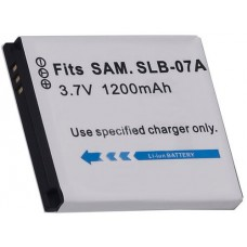 Аккумулятор Digital для Samsung SLB-07A
