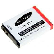 Аккумулятор New View для Samsung SLB-11A