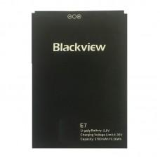 Аккумулятор Blackview E7