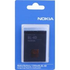 Аккумулятор Nokia BL-4D