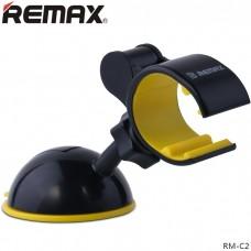 Автомобильный держатель Remax RM-C02