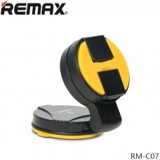 Автомобильный держатель Remax RM-C07