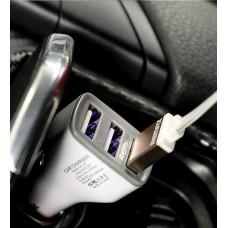 Автомобильные зарядные устройства REMAX 3USB