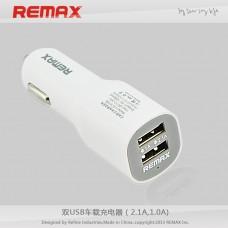 автомобильные зарядные устройства REMAX 2USB
