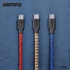 Кабель Remax Nylon Dara micro usb