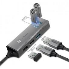 USB-хаб (концентратор) Type-c для Macbook