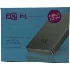 HDD-бокс 3Q Iris 3.0 SATA 2.5 серебряный