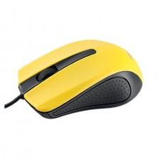 Мышь проводная perfeo PF-353-OP (Жёлтая)
