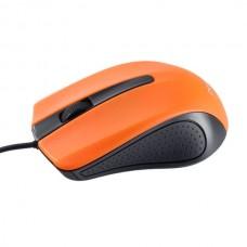 Мышь проводная perfeo PF-353-OP (Оранжевая)