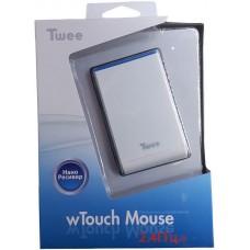 Мышь беспроводная Twee W-Touch (Белая)