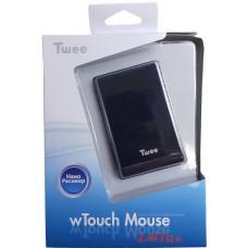 Мышь беспроводная Twee W-Touch (Чёрная)