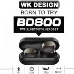 Беспроводные наушники WK Design BD800