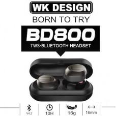 Беспроводные наушники WK Design BD800 TWS
