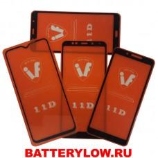 Защитное стекло 11D Full iPHONE 7/8 PLUS (чёрное)